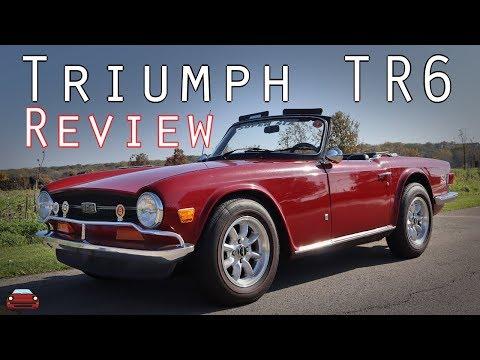 1973 Triumph TR6 Review
