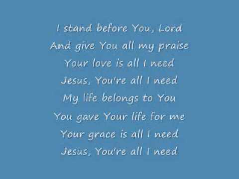 Now that you're near by Hillsong (with lyrcs)