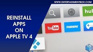 Install Apps Apple TV 4 Jailbreak Apple TV 4