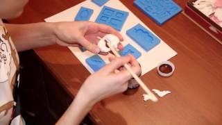 надежда Лузанова ( скрапбукинг,Мк по работе с силиконовыми молдами и полимерной глиной)