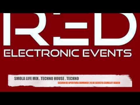 Sesion 20 agosto #RED en Camelot Beach.