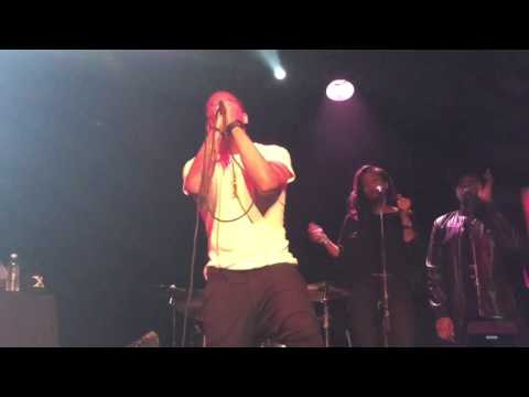 """Mack Wilds performs """" Bonnie & Clyde """" and """" Love In The 90z """" Live at BET Music Matters """" First Co"""