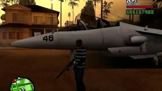 Gta San Andreas Area 51'e Girmek Part 2 [My Gta Box]