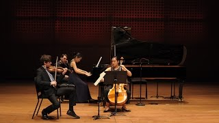 Brahms Trio in C major, Op. 87, II. Andante con moto