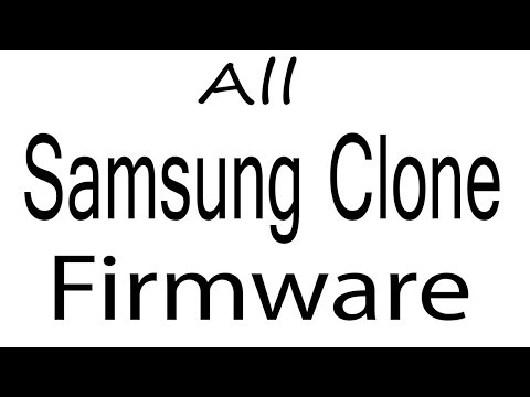 Download Samsung Clone Stock Rom | Firmware | Flash File for all Models