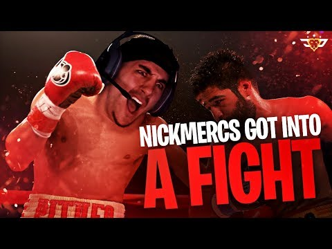 NICKMERCS GOT INTO A FIGHT?! TIM/LUPO/AND I REACT! (Fortnite: Battle Royale)