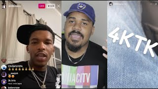 600Breezy Declares War With 4KT After King Von's Death (NBA Youngboy & Quando Rondo)