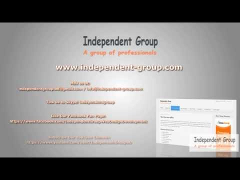 Independent Group | A group of professionals