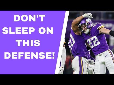 Vikings defense: Harrison Smith says don't sleep on it