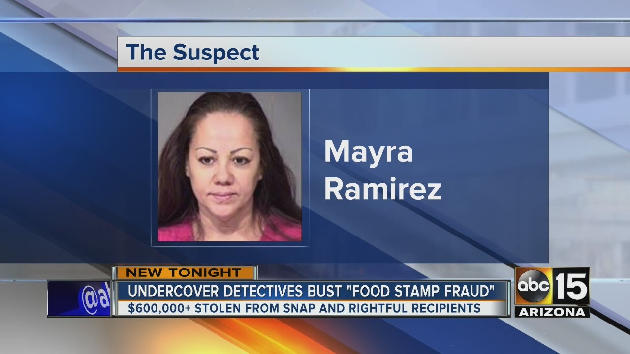 How To Report Food Stamp Fraud In Arizona