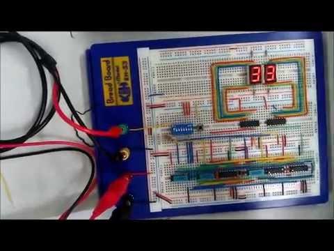 倒數計時器_數位系統設計實驗期末Project_北大通訊工程 - YouTube