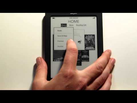 Kobo Touch Reviews, Specs & Price Compare