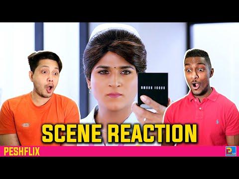 Remo Nurse Fight Scene Reaction |...
