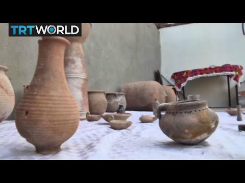Ancient Find: Libyan farmer finds ancient artefacts in graves