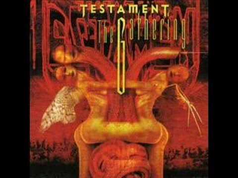 Testament - The Gathering - Sewn Shut Eyes