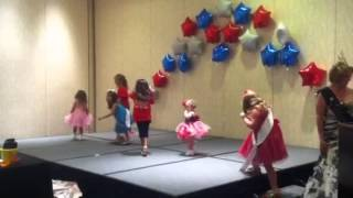 Toddler Wobble