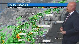 Flash Flood Watch Covers Most Colorado Burn Scars Through Friday Evening