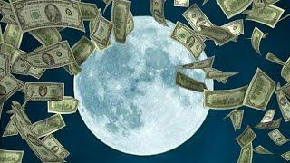 Secretul bogatiei!Vraja Lunii Pline 21 MARTIE 2019 !