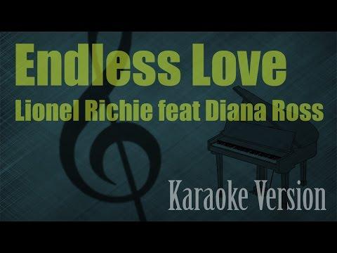 Lionel Richie Feat Diana Ross - Endless Love Karaoke Piano Version | Ayjeeme Karaoke