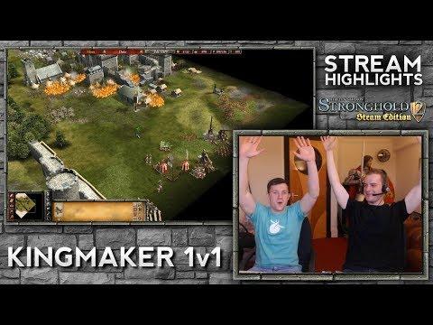 Aaron Vs The Hawk! (Stronghold 2) - Firefly Dev Stream