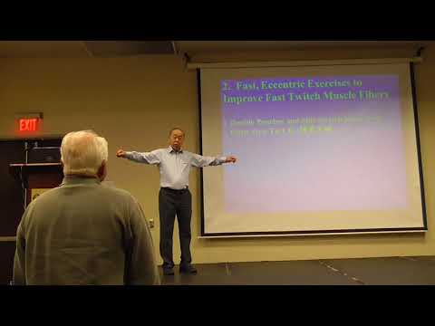 March 12, 2018: The Biology of Mind-Body Practices for Enhancing Body Structure and Function part 5