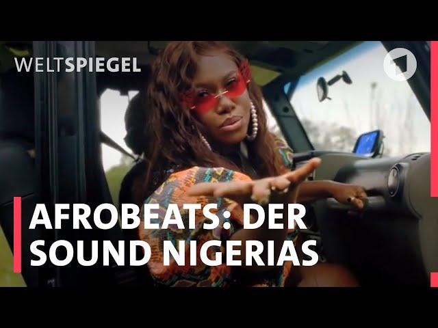 Afrobeats: Darum ist der Sound so erfolgreich   Weltspiegel