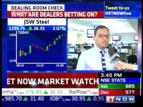 ET Now Tomorrow's Trades - Mr. Hitesh Jain - Commodity Analyst, IIFL