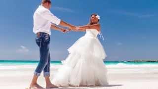 Так проходят съемки наших свадеб )