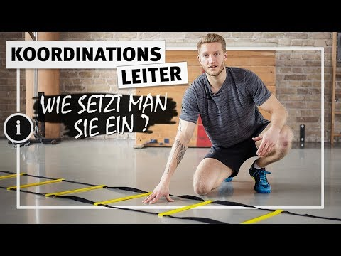 "Video: Sport-Thieme Koordinationsleiter  ""Agility"""
