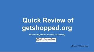 Considering Getshopped | Ecommerce Wordpress
