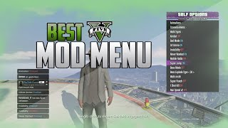 "GTA 5 ONLINE - MOD MENU | RIPTIDE ""ULTRA"" FORCE 