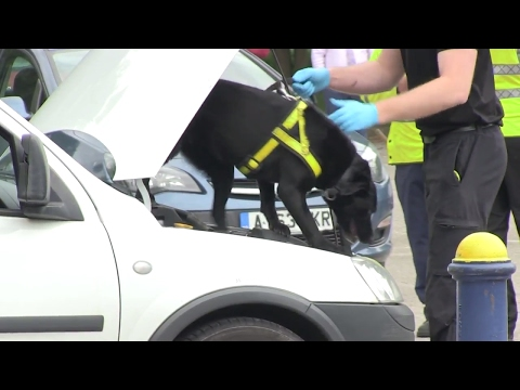 Norfolk Police Crackdown On 'drug Corridor' A11