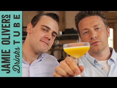 Orange Blossom Cocktail | Jamie Oliver And Simone Caporale