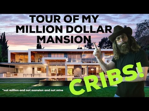 TOUR OF MY MILLION DOLLAR MANSION!!!
