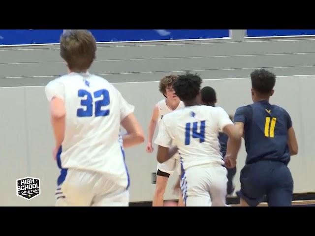 La Marque vs Episcopal Basketball