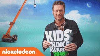 Kids' Choice Awards   Blake Shelton Official Host Promo   Nick