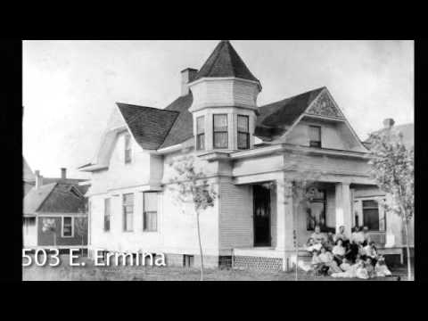 Historic homes in Spokane