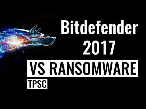 Bitdefender Ransomware Protection vs Threats