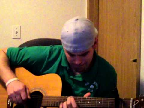 The Longer I Run-Peter Bradley Adams (Wojibro Cover) Now with Tab!