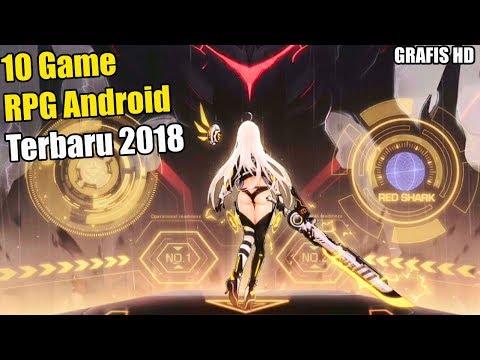 10 Game RPG Android Terbaru 2018 Grafis HD