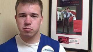 Mayo Clinic Blood Donor Center Volunteer