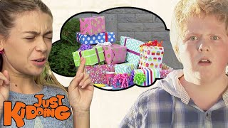 Super-Powered Shoes, Telekinetic Kindness, & The Perfect Birthday | Best of Just Kidding Pranks