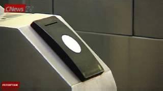 По кредитке можно ездить в метро