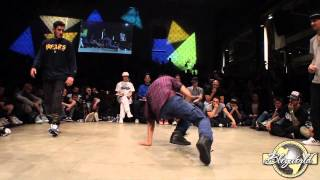 Starvin Saewl vs Vicious Vic // .BBoy World // BREAKING 1on1 FINAL | HIP OPSESSION 2015