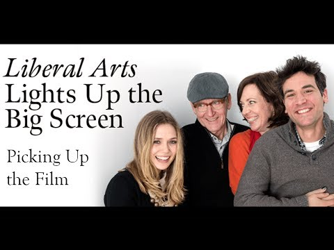Liberal Arts Q&A: Picking Up the Film