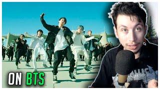 REAGINDO À BTS (방탄소년단) 'ON' Kinetic Manifesto Film : Come Prima