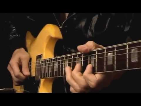 how to play ten years gone on guitar