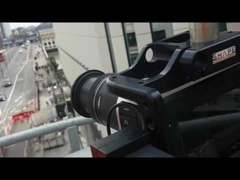 CONCEPT MEDIA GROUP - London Underground Bank Station Capacity Upgrade (BSCU) Filming Services