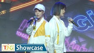 KHAN(칸) 'I'm Your Girl?' Showcase Stage (Jeon Minju, 전민주, Euna Kim, 유나킴, 쇼케이스)