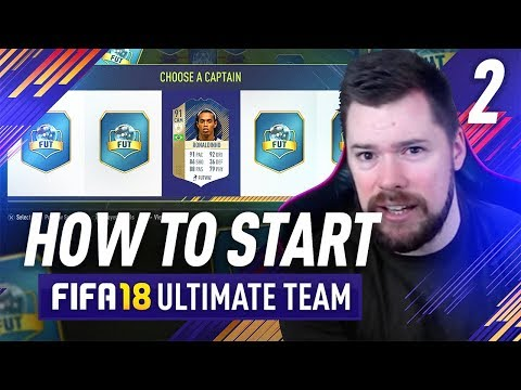 HOW TO START FIFA 18 ULTIMATE TEAM! Episode 2